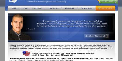 Review: Platinum Server Management