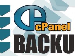 Backup & Restore cPanel / WHM accounts via SSH